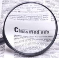 Search The Classifieds
